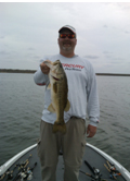 Bass Caught on Guide Trips with Kurt Dove